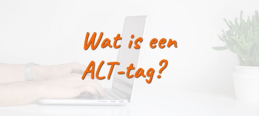 Wat is een ALT-tag?