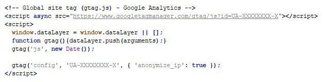 Analytics JavaScript anonymize_ip